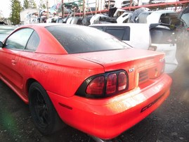 1994 FORD MUSTANG GT RED CPE 5.0L MT  F18050