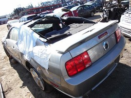 2009 FORD MUSTANG GT COUPE PREMIUM SILVER 4.6 AT F20093