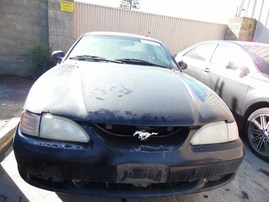 1998 FORD MUSTANG GT CPE BLACK 4.6L AT F17012