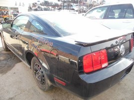2007 FORD MUSTANG BLACK CPE 4.0L AT F17013