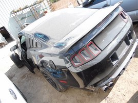 2013 FORD MUSTANG GT BLACK 5.0 MT F19084
