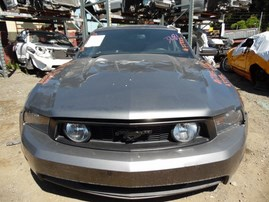 2010 FORD MUSTANG GT GRAY 4.6L AT F17002