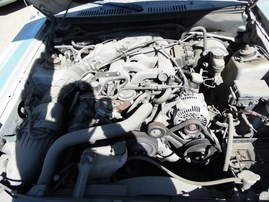 2000 FORD MUSTANG BASE SILVER 3.8L AT F17004