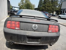 2008 FORD MUSTANG GT GRAY CPE 4.6L AT F18042